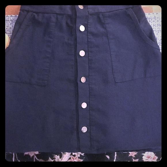 Charlotte Russe Dresses & Skirts - Fall Prep Girl Skirt